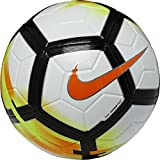 Nike Ordem V Balón, Unisex Adulto, Blanco (White/Laser Orange Black), 5