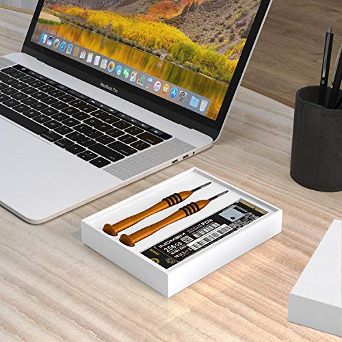 『INDMEM 256GB NVMe PCIe内蔵SSD Mac専用SSD アップグレードキット 専用ドライバー付き 対応モデル MacBook Pro Retina Late 2013-Mid 2015 MacBook Air Mid 2013-2017 iMac Late 2013-2017 Mac Pro Late 2013 Mac Mini Late 2014』の7枚目の画像