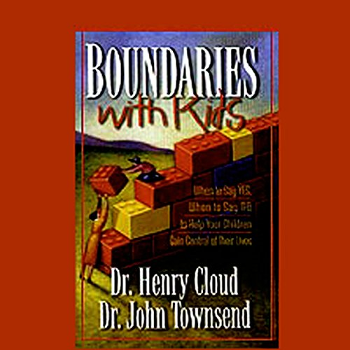 Boundaries with Kids audiobook cover art