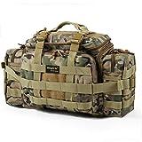 SHANGRI-LA Tactical Range Bag Outdoor Sling Backpack Hiking Fanny Waist Pack