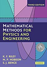 Download Mathematical Methods for Physics and Engineering: A Comprehensive Guide PDF