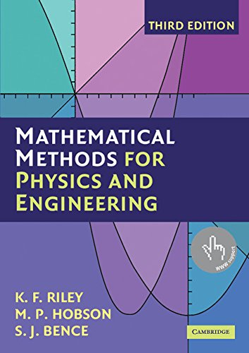 Compare Textbook Prices for Mathematical Methods for Physics and Engineering: A Comprehensive Guide 3 Edition ISBN 0884499788515 by Riley, K. F.