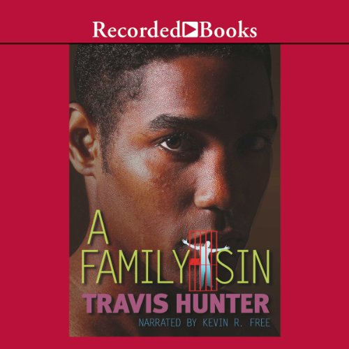 A Family Sin audiobook cover art