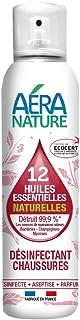 AERA NATURE : Désinfectant CHAUSSURES, contrôlé ECOCERT, aux 12 huiles essentielles naturelles, 125ml, by Laboratoire Colu...