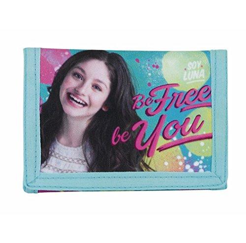 Soy Luna Soy Luna Free Billetera Porte-Monnaie 13 Centimeters Multicolore