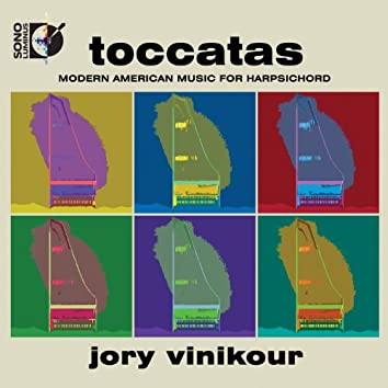 Toccatas: Modern American Music for Harpsichord