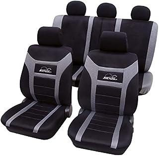 Cars Design Super Speed Silber 9055 Schonbezug Sitzbezug Autoschonbezug Schonbezüge für das unten angegebene Fahrzeug