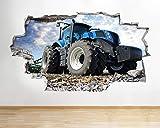 Traktor Bauernhof Jungen Schlafzimmer Tiere Land
