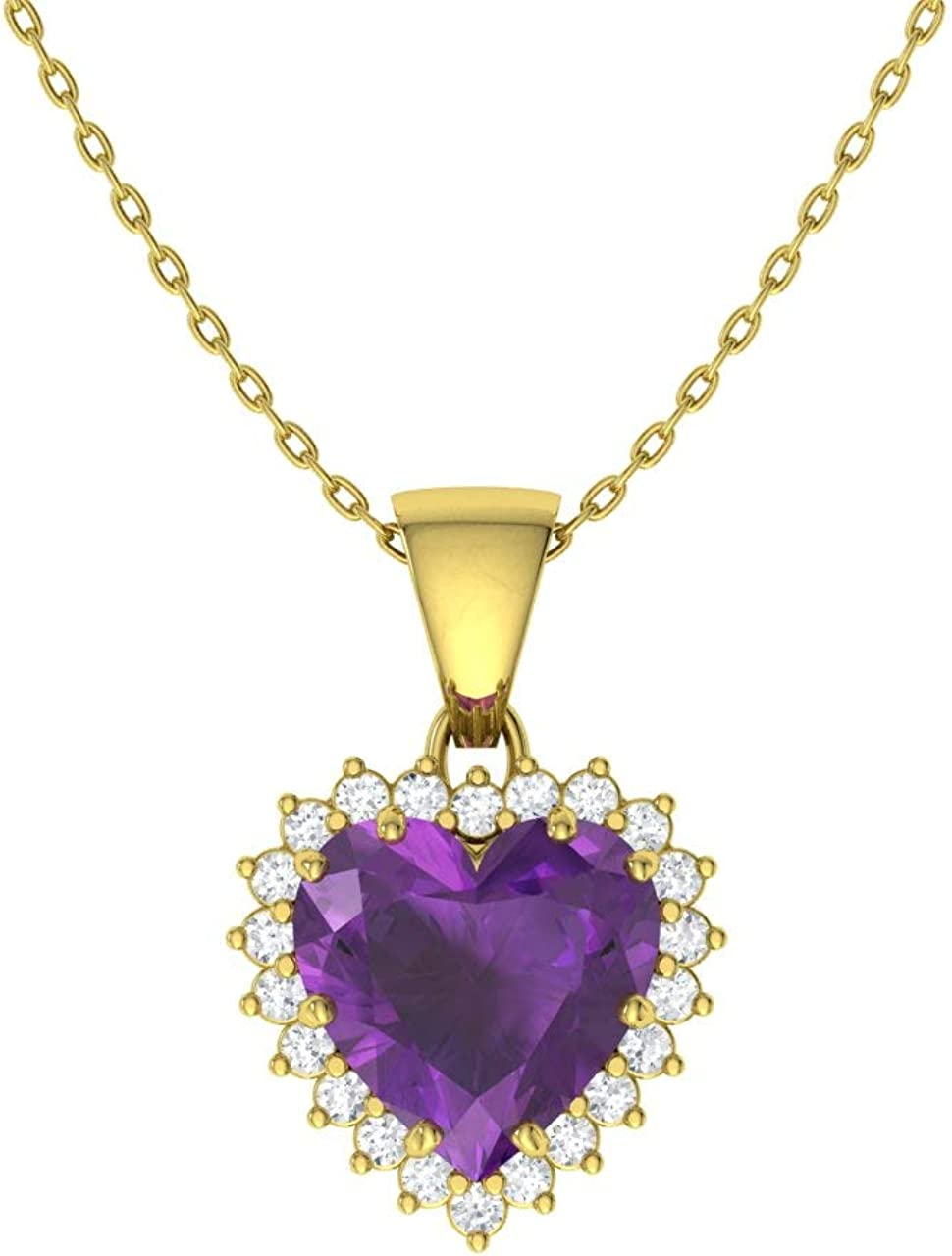 Diamondere Natural and Certified Ranking TOP10 Gemstone Heart Diamond Max 46% OFF Cut
