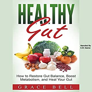 Healthy Gut cover art