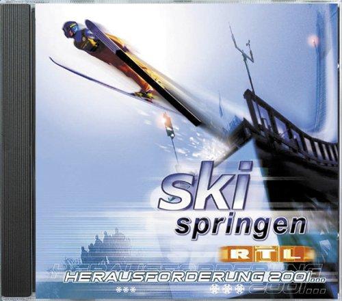 RTL Skispringen Herausforderung 2001