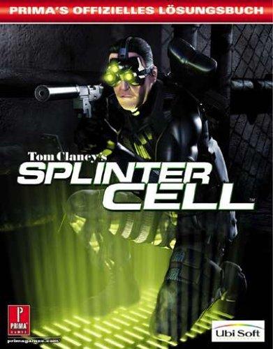 Splinter Cell - Tom Clancy (Lösungsbuch)