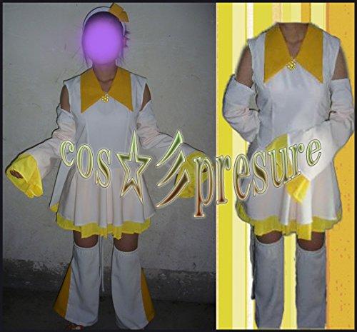 『1386 【cos-presure】しゅごキャラ!アミュレットダイヤ 風衣装◆コスプレ』の1枚目の画像