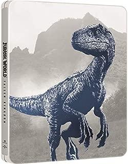 !ジュラシック・ワールド/炎の王国 ブルーレイ+DVDセット スチールブック仕様 セブンネット限定 予約品 確保済