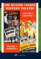 Buster Crabbe Western Theatre Vol 3 [DVD]
