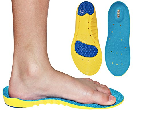 Children's Athletic Memory Foam Insoles for Arch...