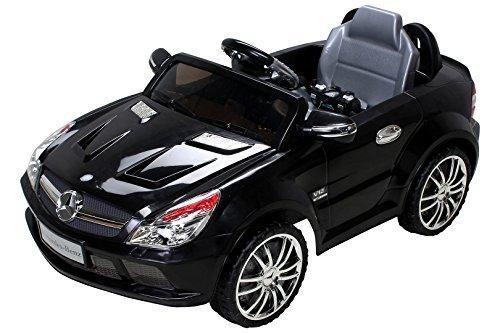 Actionbikes Infantil Coche eléctrico Mercedes Benz SL 65 AMG Licencia Original Coche...