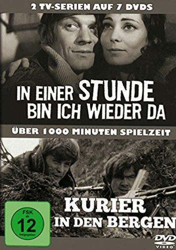 Kurier in den Bergen (Limited Edition) (7 DVDs)