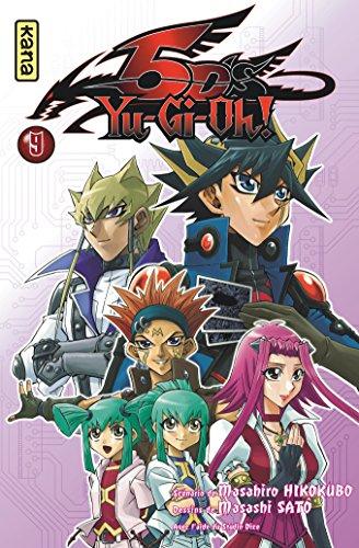 Yu-Gi-Oh! 5 D's - Tome 9 (Shonen Kana)