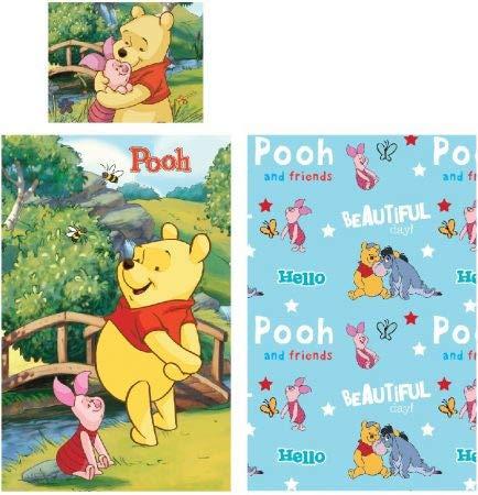 Funda nórdica Winnie the Pooh Beautiful, 90 x 140 cm