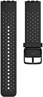 Polar Vantage M Watch Band, Silicone, Black