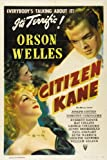 CITIZEN KANE MOVIE POSTER PRINT APPROX SIZE 12X8 INCHES by