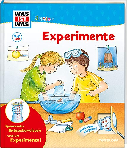 WAS IST WAS Junior Experimente: WAS IST WAS Junior Edition