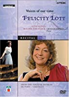 Voices of Our Time: Felicity Lott [DVD] [Import]