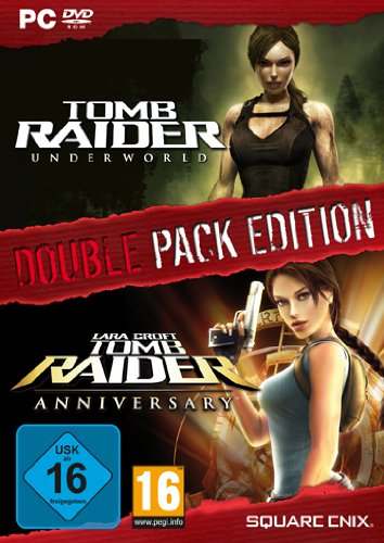 Tomb Raider Underworld & Tomb Raider Anniversary Double Pack - [PC]