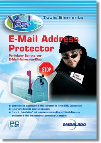 E-Mail Adress Protector