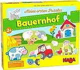 HABA-305471 Mis Primeros Puzzles – La Granja puzle Infantil, Multicolor (305471)