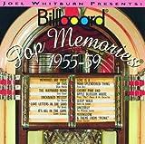 Billboard Pop Memories: 1955-1959