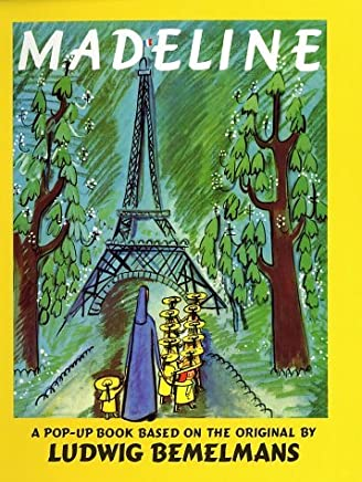 Madeline Pop-up Book by Ludwig Bemelmans (1987-09-30)