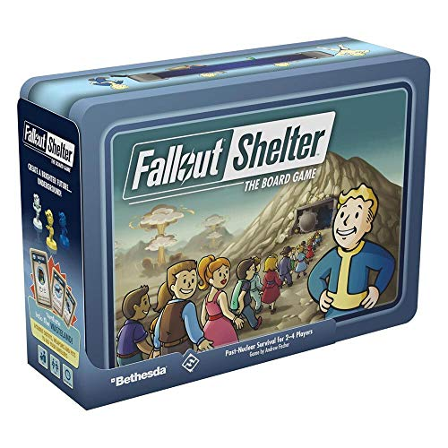 Fantasy Flight Games Fallout Shelter: The Board Game - English