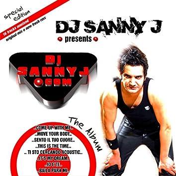 Djsannyj.Com (The Album)