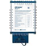 Spaun SMS 91607 NF Multischalter 9/16 für 2 Satelliten und 16 Teilnehmer - Qualität von Spaun - Made In Germany - [UHD, Quad-, Quattro- tauglich] -