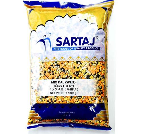 サルタージ ミックスダール豆 1kg SARTAJ MIX DAL 乾燥豆