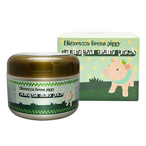Elizavecca Green Piggy Collagen Jelly Pack