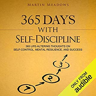 365 Days With Self-Discipline cover art
