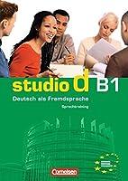 Studio d: Sprachtraining B1 by Sandra Hohmann Simone Weidinger Sibylle Lauth(2008-02-01)
