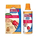 KONG - Bacon and Cheese Treats Combo Pack - Easy Treat Paste and Dog Snacks - for Small Dogs
