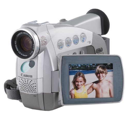 Canon MV 550i DV-Camcorder