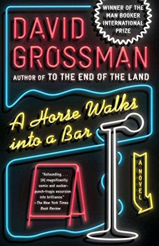 A Horse Walks into a Bar: A novel (English Edition)