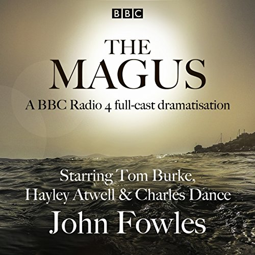 The Magus cover art