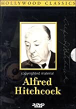 Alfred Hitchcock Hollywood Classics (3 DVD Box Set) Rich & Strange / The Sorcerer's Apprentice / Blackmail / Easy Virtue / Sabotage / The Lodger