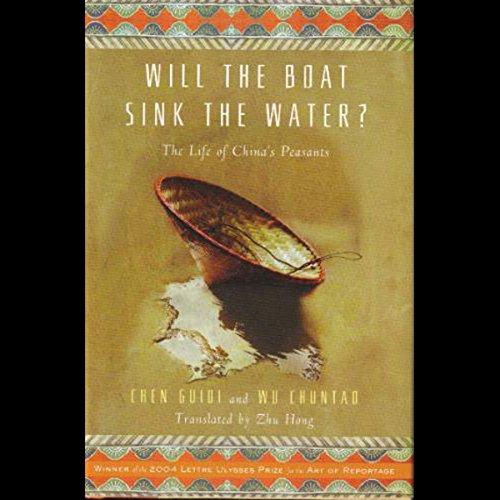 Will the Boat Sink the Water audiobook cover art
