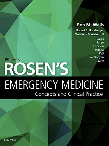 Rosen's Emergency Medicine - Concepts and Clinical Practice E-Book: 2-Volume Set (Rosens Emergency M
