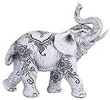 88246 White Thai Elephant 7' high Home Decor Statue Figurine