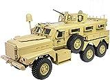 WXH SLL- Fernbedienung, 1/12 Scale Hohe Simulation Fahrzeug 6WD, 2.4G Fernbedienung Auto-LKW 25 km/h, Kinder Geschenke Eltern Kind Spiel