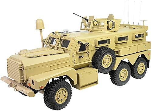 HSJ WYQ- Mando a Distancia, 1/12 de la Escala Alta de la simulación 6WD vehículo, 2.4G Control Remoto del Coche camión de 25km / h, Regalos de los niños de Padres Juego Infantil